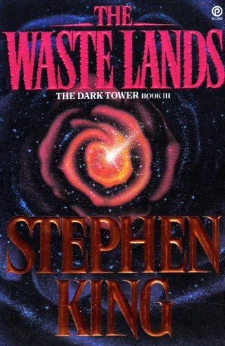 Stephen King Waste Lands The Dark Tower Book Iii