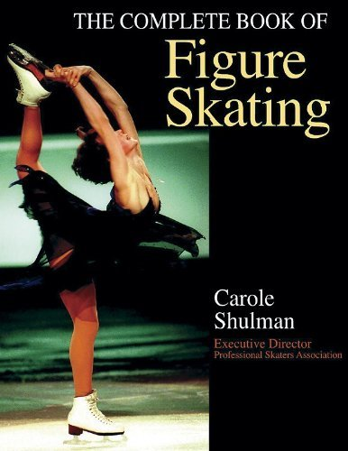 Carole Shulman The Complete Book Of Figure Skating