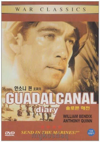 william-bendix-richard-conte-anthony-quinn-preston-guadalcanal-diary-1943-anthony-quinn-all-region