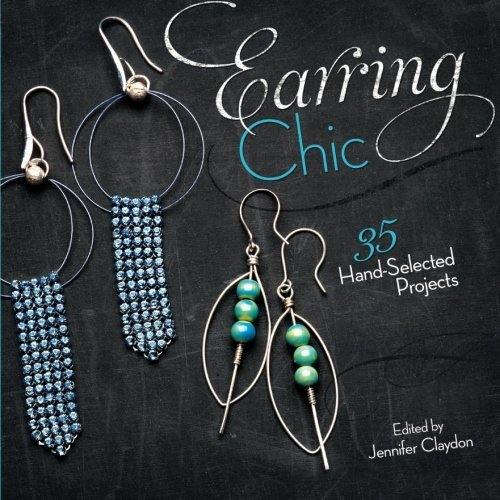 Jennifer Claydon Earring Chic 35 Hand Selected Projects