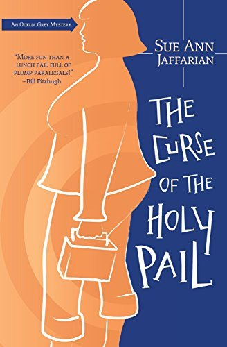 Sue Ann Jaffarian The Curse Of The Holy Pail