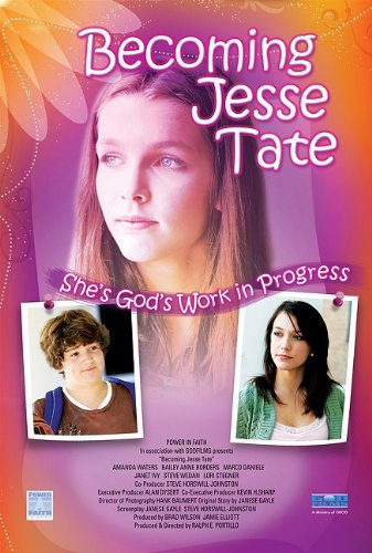 Not Available Becoming Jesse Tate She's God's Work In Progress
