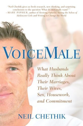 Neil Chethik Voicemale What Husbands Really Think About Their