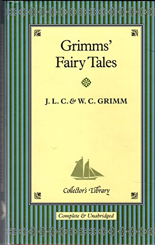 Brothers Grimm Grimms' Fairy Tales Pocket Size Collector's Libra