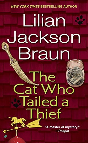 Lilian Jackson Braun The Cat Who Tailed A Thief