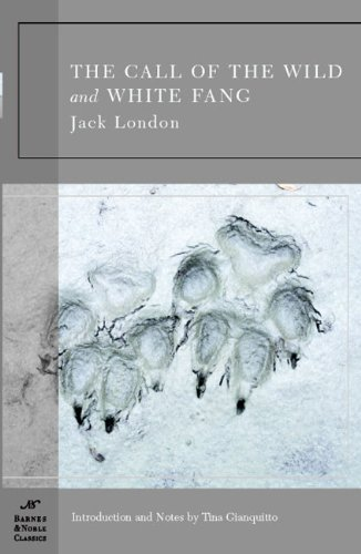 Jack London The Call Of The Wild And White Fang