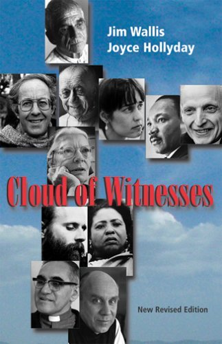 Jim Wallis Cloud Of Witnesses Revised