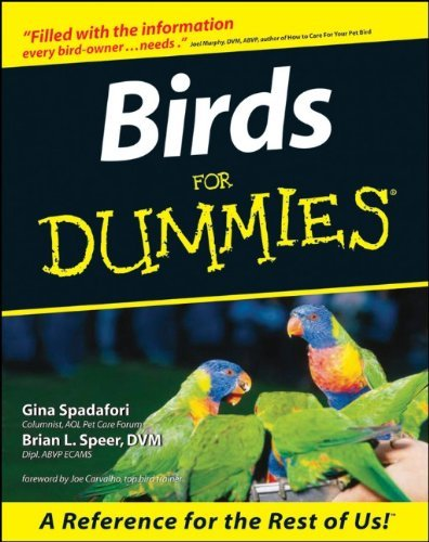 Gina Spadafori Birds For Dummies