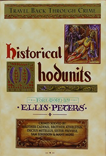 Mike Ashley Ellis Peters Historical Whodunits Historical Whodunits