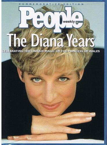 People Magazine Diana Years(commemorative Edition)