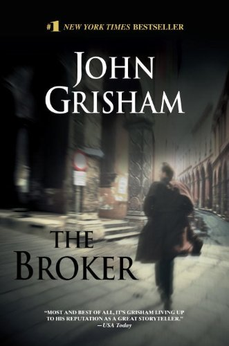 John Grisham The Broker Large Print