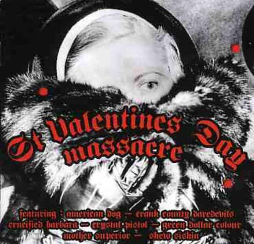 Tribute To Motorhead St. Valentine's Day Massacre R Import Eu Incl. Bonus Tracks Digipak