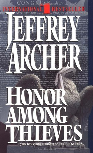 Jeffrey Archer Honor Among Thieves
