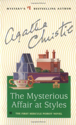 Agatha Christie The Mysterious Affair At Styles (hercule Poirot)