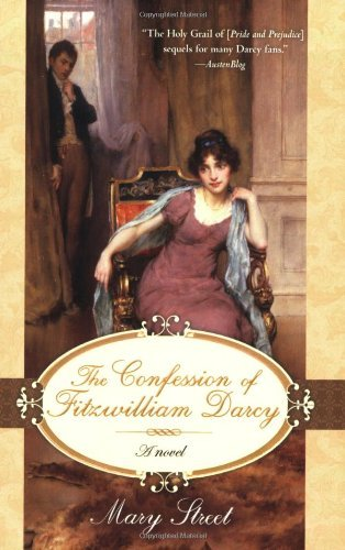 Mary Street The Confession Of Fitzwilliam Darcy