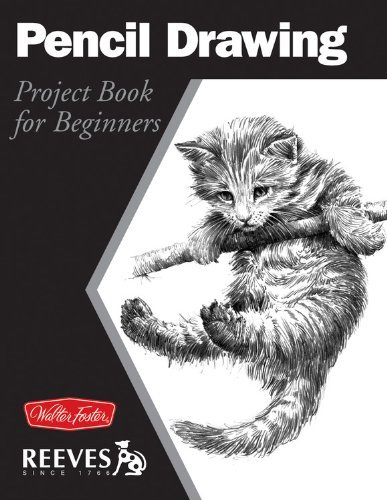 Michael Butkus Pencil Drawing Project Book For Beginners