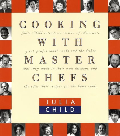 Julia Child Cooking With Master Chefs