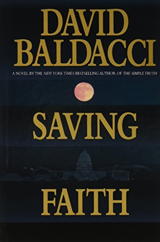 David Baldacci Saving Faith