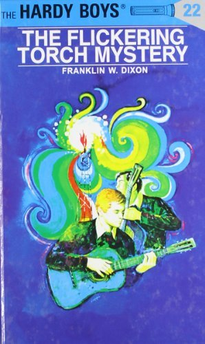 Franklin W. Dixon The Flickering Torch Mystery
