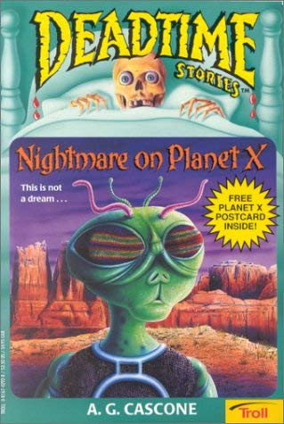 A. G. Cascone Nightmare On Planet X