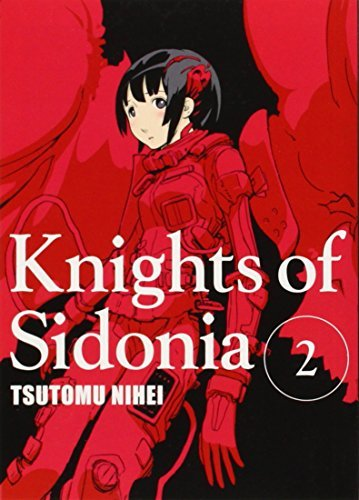 Tsutomu Nihei Knights Of Sidonia Volume 2