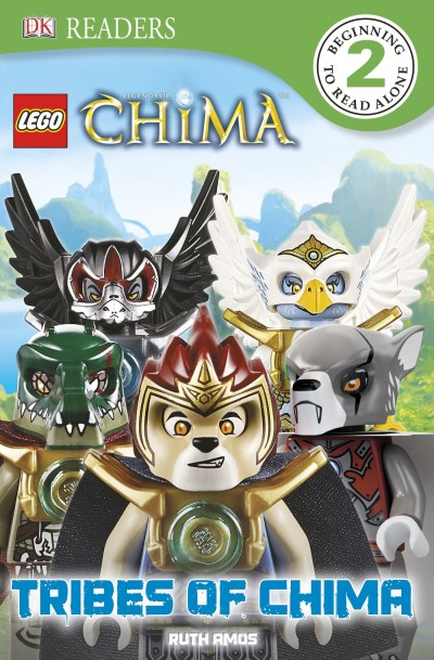 Ruth Amos Lego Legends Of Chima Tribes Of Chima