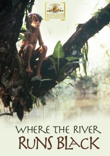 Where The River Runs Black Durning Rabelo Ws DVD R Pg