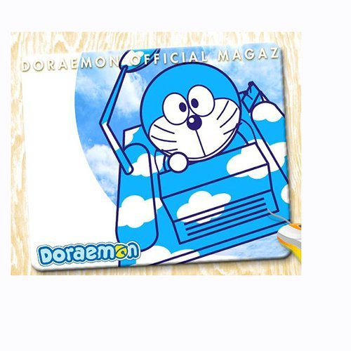 Japanese Anime Doraemon Mouse Pad With Design Gami