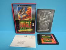 Sega Genesis Jungle Strike Jungle Strike