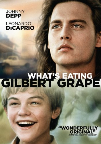 What's Eating Gilbert Grape Dicaprio Depp Lewis DVD Pg13 Ws