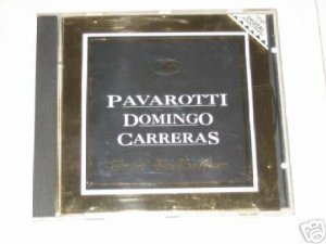 Pavarotti Domingo The Pavarotti Domingo Carreras Gold Collection