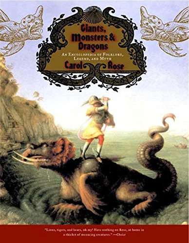 carol-rose-giants-monsters-and-dragons-reprint
