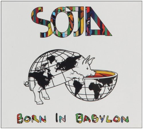 Soldiers Of Jah Army (soja) Born In Babylon
