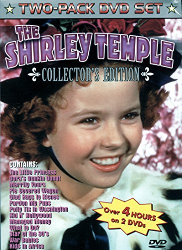 Shirley Temple Temple Shirley Coll. Ed. Nr 2 DVD