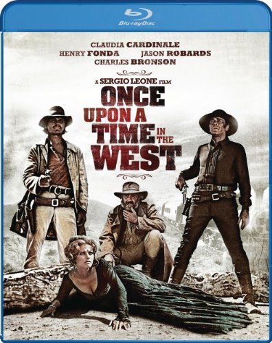 Once Upon A Time In The West Bronson Fonda Robards Cardinale Blu Ray Pg