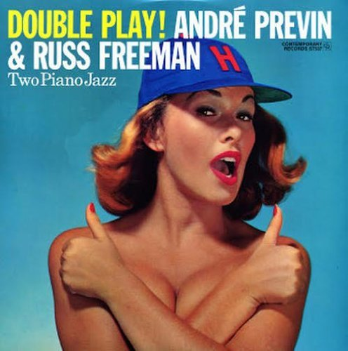 Andre & Russ Freeman Previn Double Play!