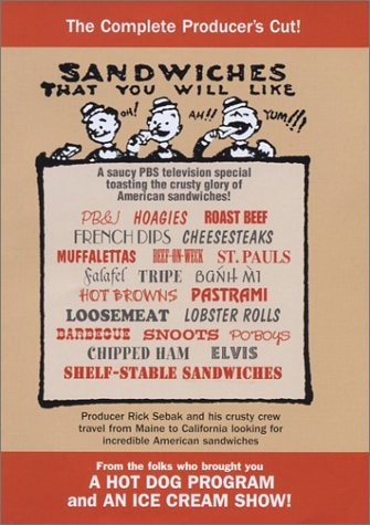 Rick Sebak Holly Moore Sandwiches That You Will Like