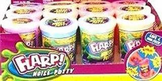 Toy Flarp Noise Putty
