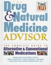 Time Life Drug And Natural Medicine Advisor