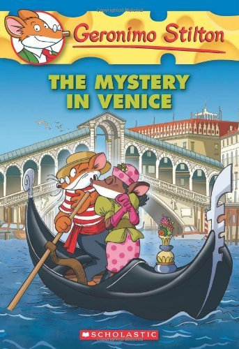 Geronimo Stilton The Mystery In Venice