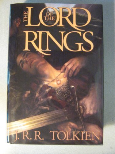 J.R.R. Tolkien The Lord Of The Rings Trilogy (omnibus) The Fello