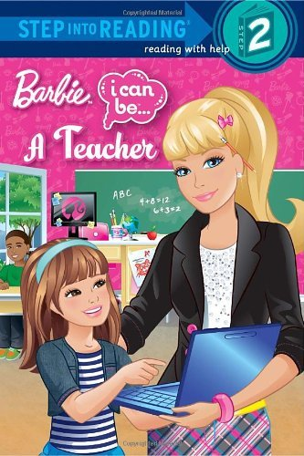 Mary Man Kong Barbie I Can Be... A Teacher