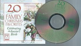 20 Family Christmas Favorites 20 Family Christmas Favorites 20 Family Christmas Favorites