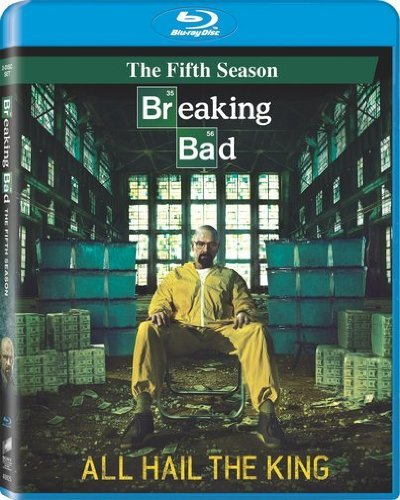 Breaking Bad Season 5 Blu Ray Uv Tv14 Ws