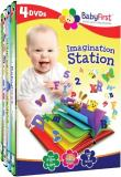 Baby First Imagination Station Baby First Imagination Station 4 DVD Tvy