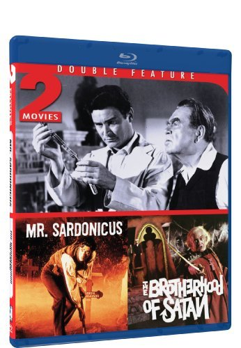 Mr. Sardonicus Brotherhood Of Mr. Sardonicus Brotherhood Of Blu Ray Ws R