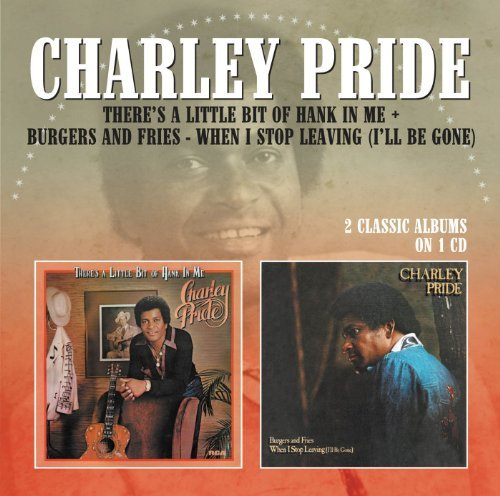 Charley Pride There's A Little Bit Of Hank I Import Gbr