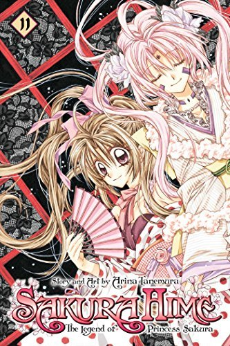 Arina Tanemura Sakura Hime The Legend Of Princess Sakura Volume 11