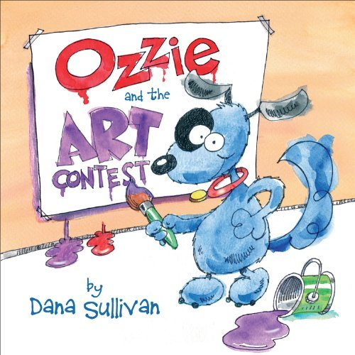 Dana Sullivan Ozzie And The Art Contest