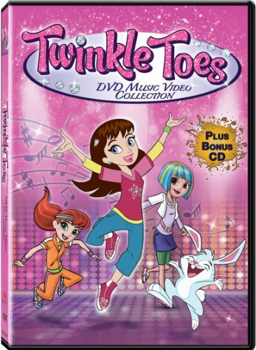 Twinkle Toes Music Video Colle Goldman Baruch Lee Nr Incl. CD